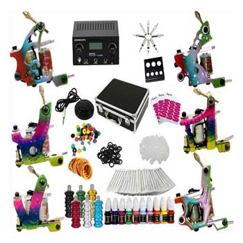 tattoo kits equipments and supplies